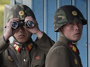 War on Korean Peninsula enters new phase