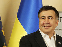 Saakashvili: Ukraine may seize Russia