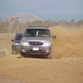 Dust and 4x4 vehicles threaten global ecology