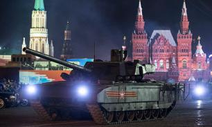 Putin's super tank horrifies British military