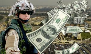 Pentagon needs $3.4 billion to curb Russia's revival