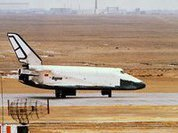 USSR's space shuttle Buran likely to be born again