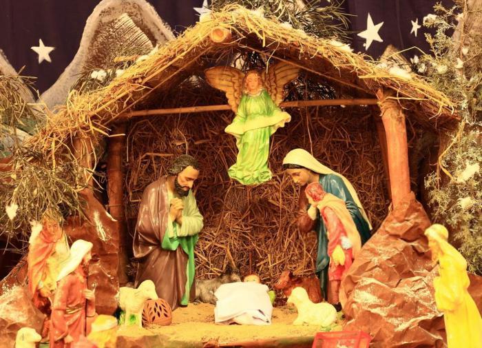 The true war on Christmas
