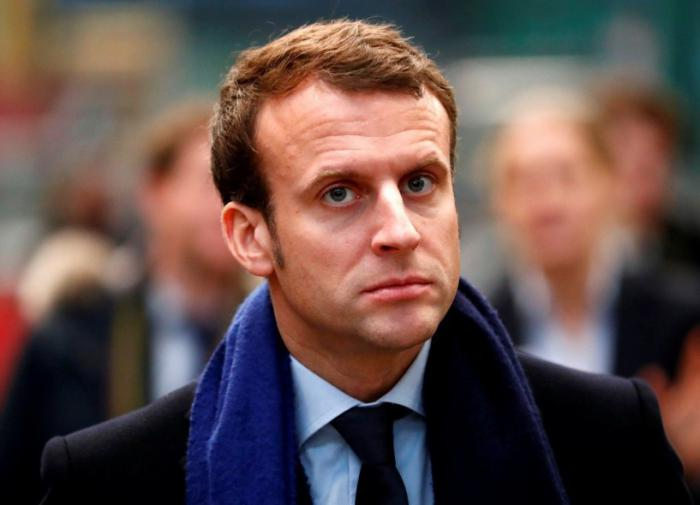France may wave a nice French kiss to Emmanuel Macron