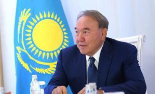 Putin reacts to Kazakhstan president's resignation
