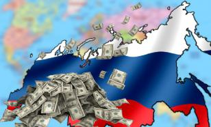 Russia's public debt grows by 5.4 trillion rubles in one year