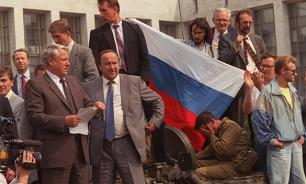 Boris Yeltsin was in close contact with George H.W. Bush for the collapse of the USSR