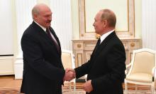 Russia-Belarus summit: Putin and Lukashenko show they can turn back time