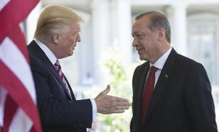 USA and Turkey shred their relationship to pieces
