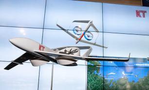 Russia to create two-ton and seven-ton multipurpose drones
