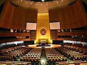 """Transnational NGOs: UN debate on human rights """"captured"""""""
