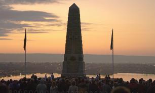 British Commonwealth: ANZAC spirit all but forgotten