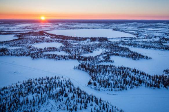 Alaska: Lessons of geopolitics
