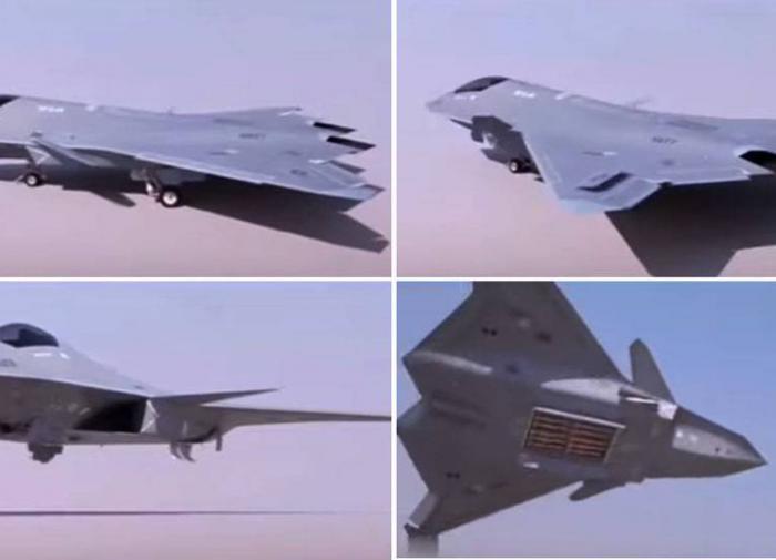 China unveils sixth-generation multi-purpose aircraft