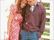 Angelina Jolie and Brad Pitt nurture a wedding
