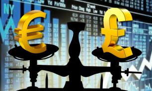 Bankers get rid of euro, prefer pound