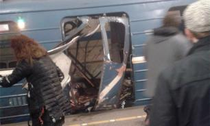 Terrorist attacks in St. Petersburg: At least 10 killed