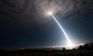 Minuteman III test fails anomalously