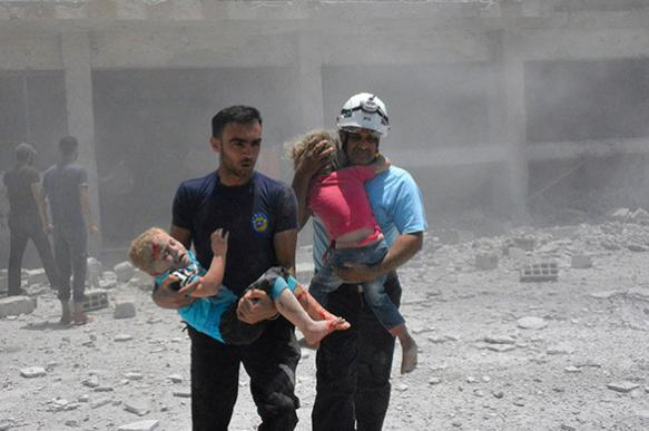 48 Russian children found in Iraqi Mosul