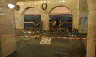 St. Petersburg Metro bombings: At least 10 killed