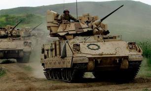 NATO redeploys military hardware from Bulgaria to Georgia