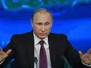 Putin: Whoever wants to kill the Russian bear will fail
