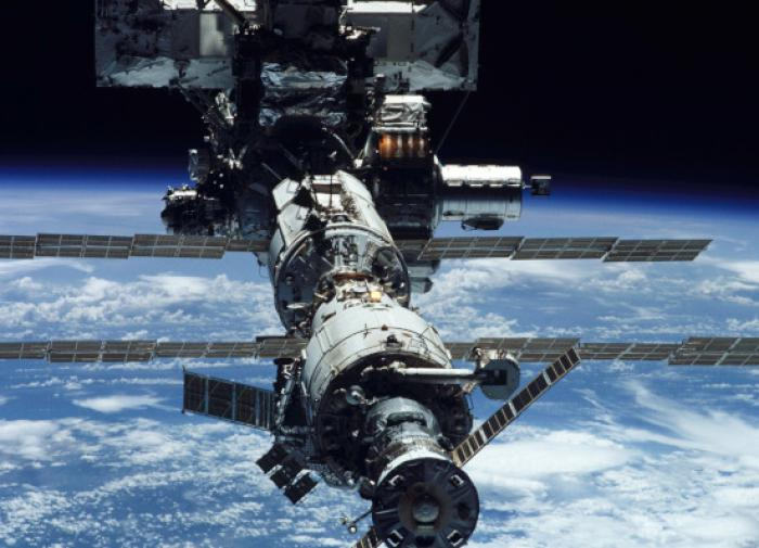 Russian film crew heads to International Space Station
