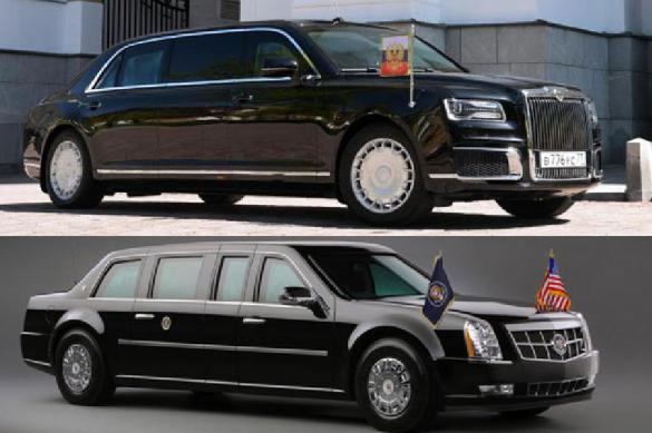 Russian leaders try to force themselves to like domestic cars