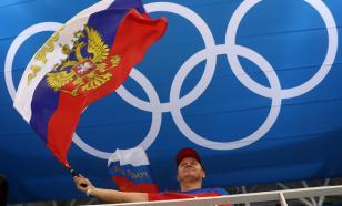 Russian athlete wins historic gold for Russia in taekwondo