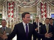 Tony Blair, George W. Bush and David Cameron: Hi-jacking God?