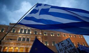 General strike hits Greece