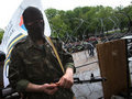 Novorossia victory! Prisoners paraded