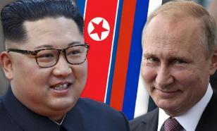Kim Jong-un's dream comes true as his armoured train arrives in Russia