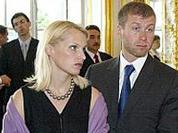 Roman Abramovich's wife keeps a low profile in London