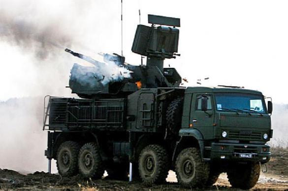 20 Turkish UAVs attack one Russian Pantsir-C1 in Syria's Idlib