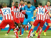 Champions League: Zenit with 100 per cent record