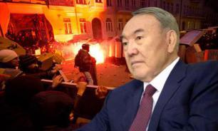Ukrainian scenario now ready for Kazakhstan