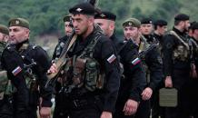 Chechen special forces go to Syria
