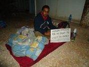 Saharawi hunger striker in grave danger