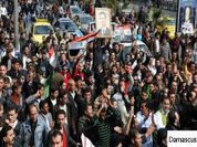"""Syria: """"There is an ongoing sabotage scheme against the country"""""""