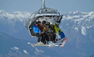 Georgia ski lift turns into meat grinder: At least 8 injured