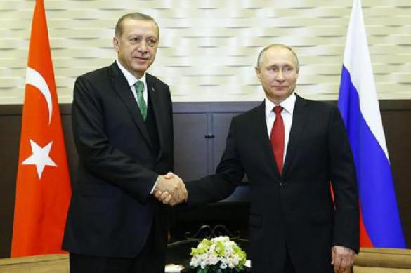 Putin and Erdogan agree on ceasefire in Idlib
