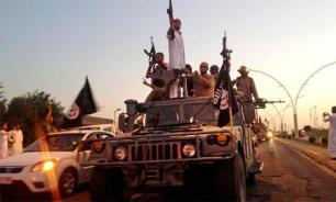 Americans let IS fighters go without striking a blow