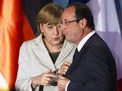 France and Germany to lock up their borders