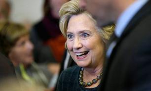 Clinton's America to tear Russia apart