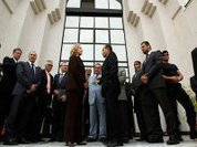 Wicked Witch of the West goes to Libya