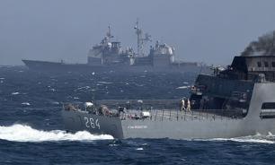 US 6th Fleet getting ready to block Crimea?