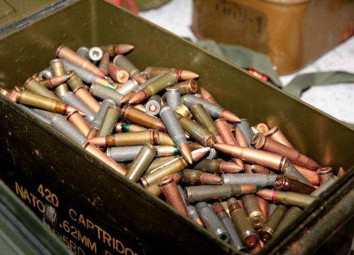 USA loses its largest supplier of gun cartridges