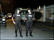 Massacre at the Chilean embassy in Costa Rica - 2 August, 2004