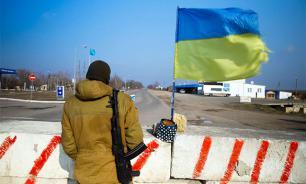 Ukraine wants Crimea as economically isolated island